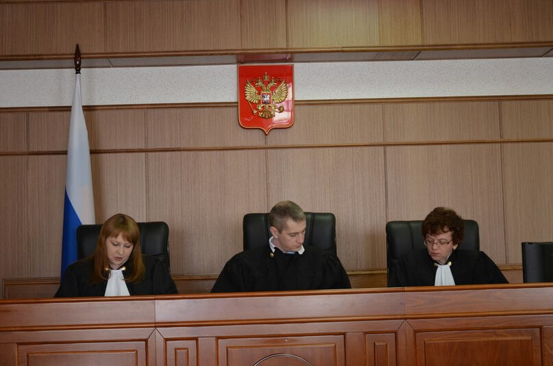 рассмотрение жалоб в суде