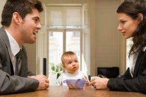 Соглашение об уплате алиментов на ребенка