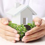 Как оформить дом если земля в собственности