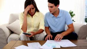 как разделить кредит при разводе